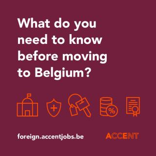 5 things you need to know before moving to Belgium