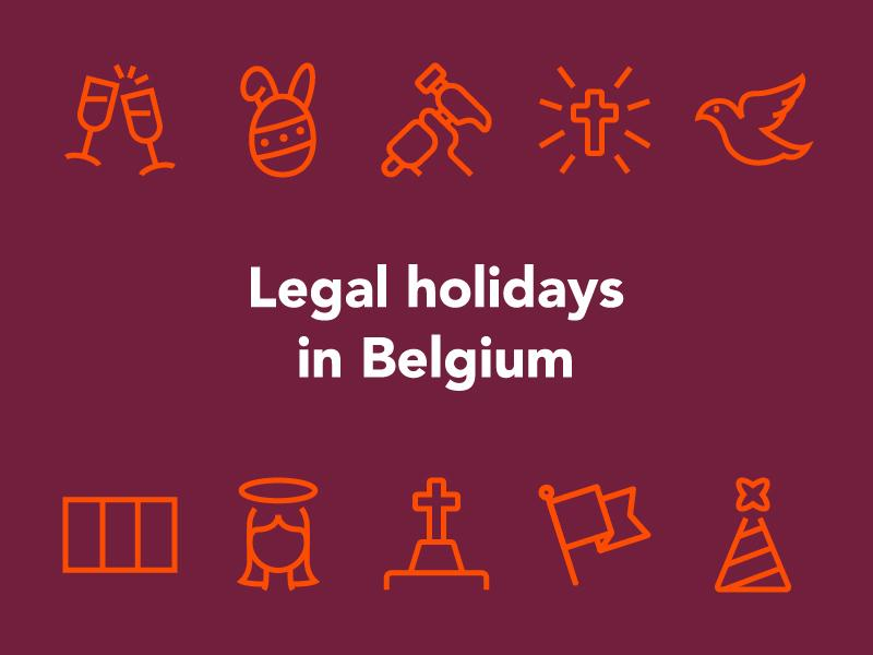Public holidays in Belgium and their meaning